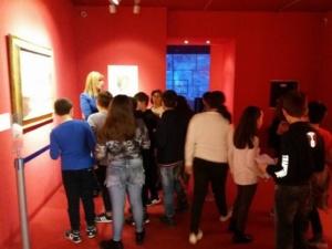 La Mostra su Chagall in biblioteca fa il 'boom' di pubblico: tantissimi gli studenti. Domenica pomeriggio concerto d'arpa di Sara Terzano CorriereAl