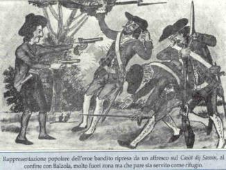 Mayno della Spinetta, il Robin Hood della Fraschetta: la banda dei 'mainotti' [Alessandria in Pista] CorriereAl 2
