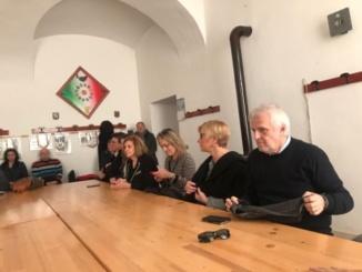Il Ministro Pinotti in Cittadella e alla Borsalino apre la campagna elettorale del PD: tutta in salita CorriereAl