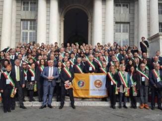 """Assegnate a Genova le 'bandiere arancioni"""": anche Ozzano Monferrato tra i comuni premiati CorriereAl 1"""