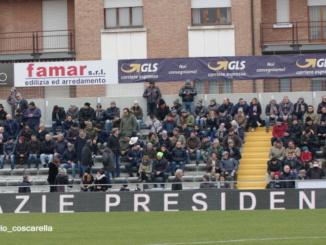 Alessandria 1 - Robur Siena 1 [Curva Nord] CorriereAl 1