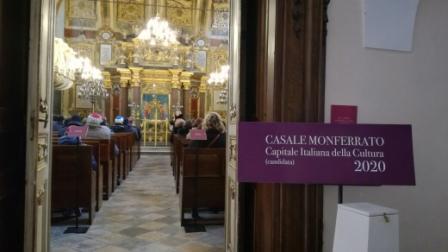 Casale Città Aperta: sabato 10 e domenica 11 febbraio monumenti aperti e visite gratuite CorriereAl