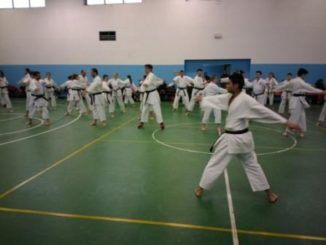 Secondo stage di Karate per le cinture superiori a Novi Ligure CorriereAl