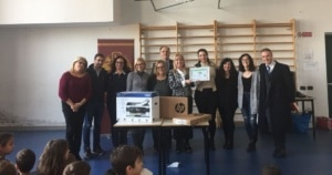 Nuovo kit tecnologico alla scuola primaria di Mandrogne grazie al Leo Club Alessandria CorriereAl