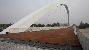 """Neri chiarisce: """"Nessuna modifica al Ponte Cittadella senza l'autorizzazione di Meier!"""" CorriereAl 3"""