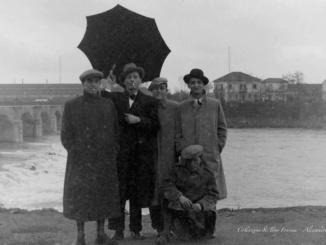 Vittorio Sgarbi, il ponte sul Tanaro e la Cittadella [Un tuffo nel passato] CorriereAl 2