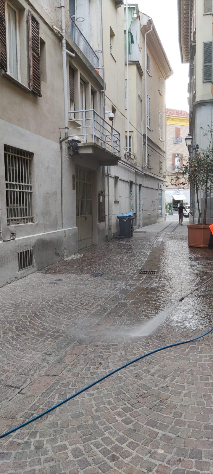 Amag Ambiente pulizia strade 1